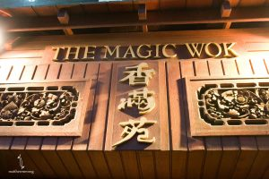 The Magic Wok