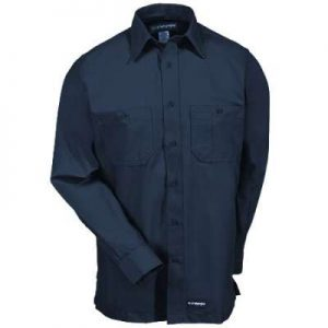 Collared Work Shirt